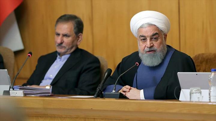 gobierno irani 2019