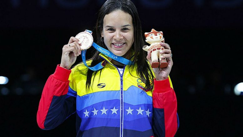 Alejandra Benítez obtiene Bronce en Lima
