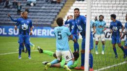 Zulia FC y Colón de Santa Fe