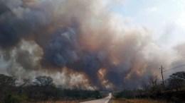 incendio bolivia paraguay