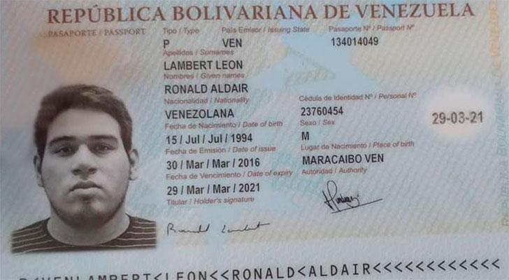 Ronald-Lambert