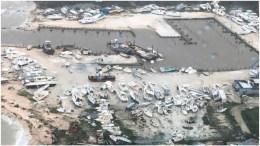 bahamas despues de dorian