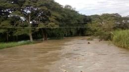 desbordamiento del Río María