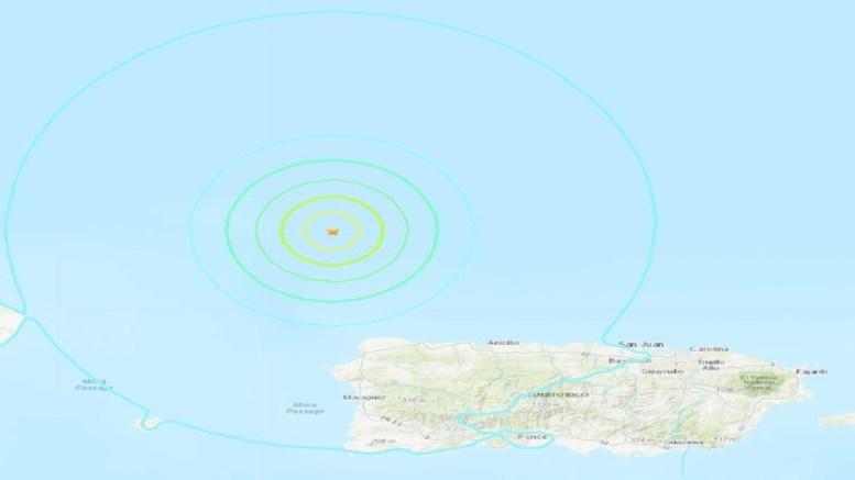 puerto rico sismo