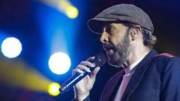 Cantante Juan Luis Guerra