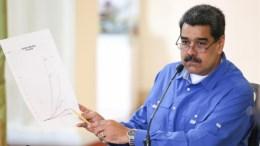 Maduro gerencia la pandemia