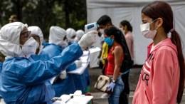 Control epidemiológico en la frontera venezolana con Colombia