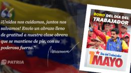Bono Día del Trabajador Venezuela