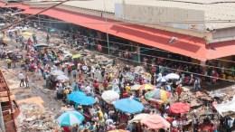 Mercado Las Pulgas Maracaibo