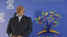 Cancillei Iraní Mohamad Zarif