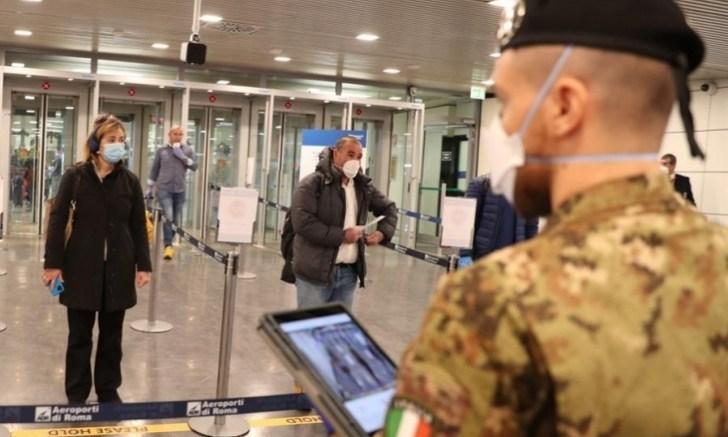 Aeropuerto Italiano