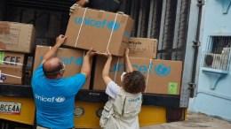 Ayuda Humanitaria Unicef