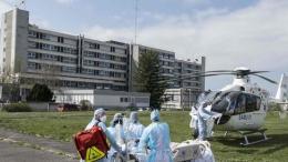 Hospital en Mulhouse Francia