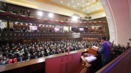 Maduro en la Asamblea Nacional