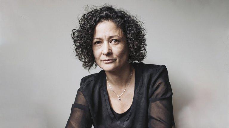 Escritora Pilar Quintana