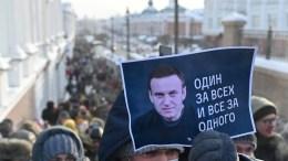 Protestas en Rusia