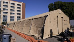 Crisi hospitalaria en California por COVID-19