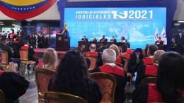 Maduro en el inicio del año judicial TSJ