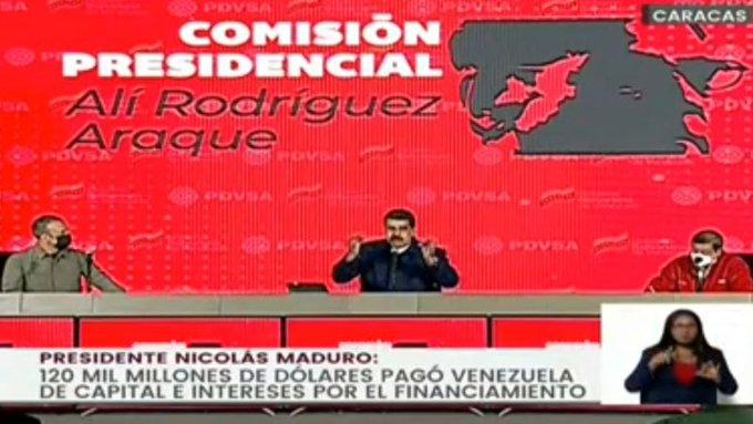 Comisión Alí Rodríguez Araque