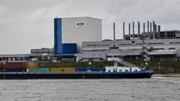 Planta Ford en Colonia