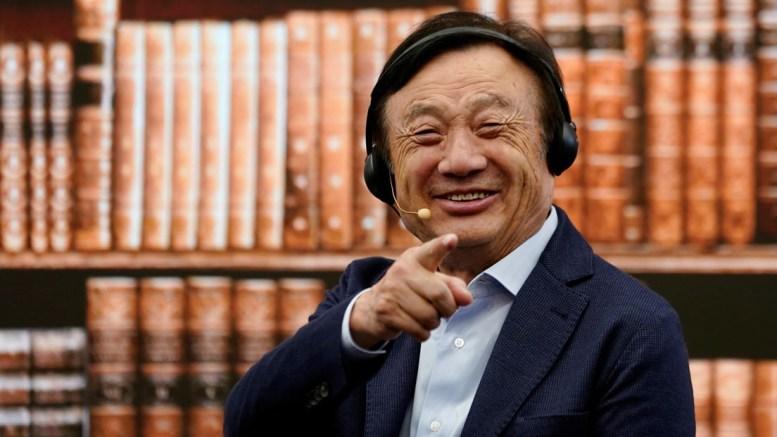 Director de Huawei Ren Zhengfei