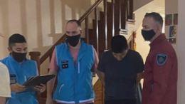 Detención de Garzón violador argentino