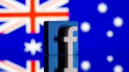 Facebook controversia en Australia
