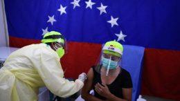 Vacunacion venezuela