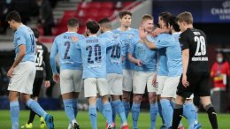 Manchester City pasa a cuartos de final de la Champions League