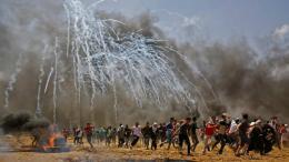 ataques a territorios palestinos