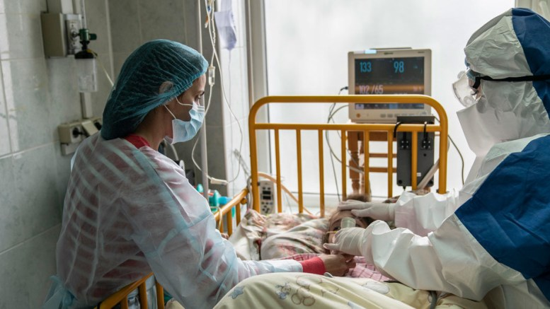 Paciente de Covid-19