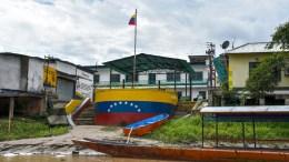 Población de La Victoria en el estado Apure Venezuela