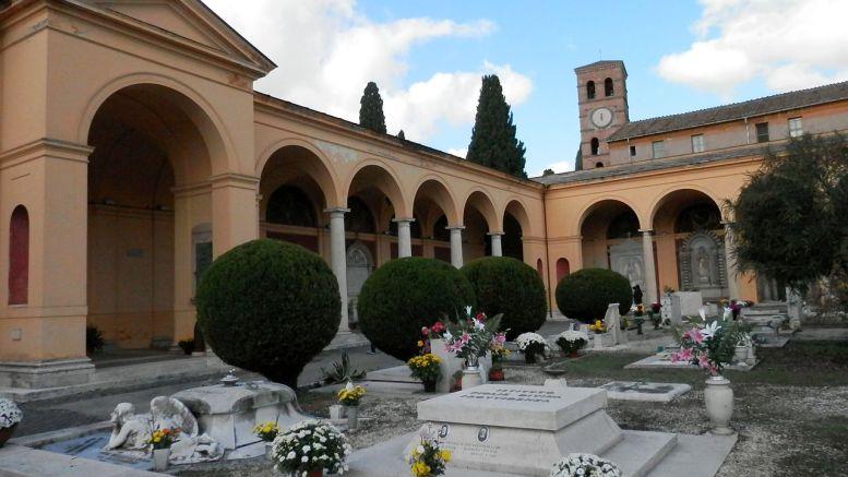 Cementerio Verano Roma