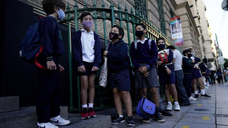 Escuela en Buenos Aires Argentina