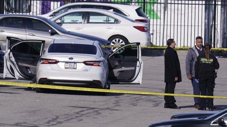 8 muertos en un tiroteo en un almacén de Fedex en Indianápolis