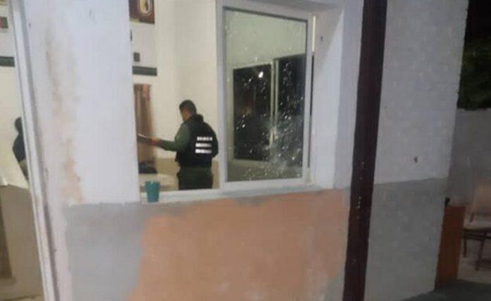 Ataques a la GNB