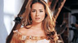 Danna Garcia actriz colombiana