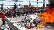 ataque xenófobo en Chile