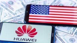 Huawei y Estados Unidos