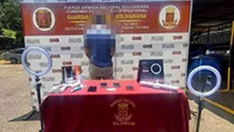 Secuestrador detenido en Táchira