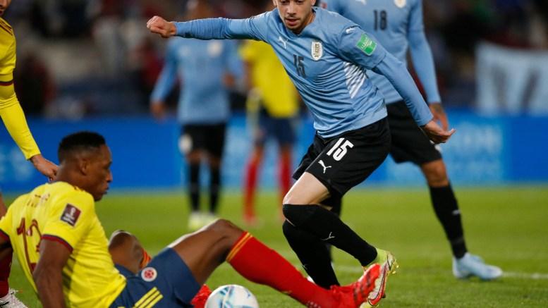 Partido Uruguay Colombia