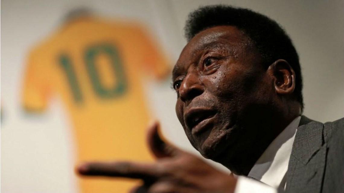Pelé, internado en San Pablo: le extirparon un tumor en el colon - Noticias Argentinas