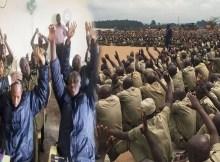 miles de policias se entregan a Jesus