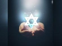 estrella de david DIos nos protege
