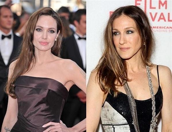 Angelina Jolie y Sarah Jessica Parker son las actrices mejor pagadas de Hollywood
