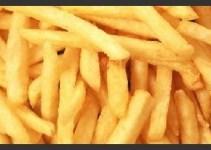 5d9bd784bfd234610bf8ba15e7ad6a4e - Comer patatas fritas es como fumar marihuana