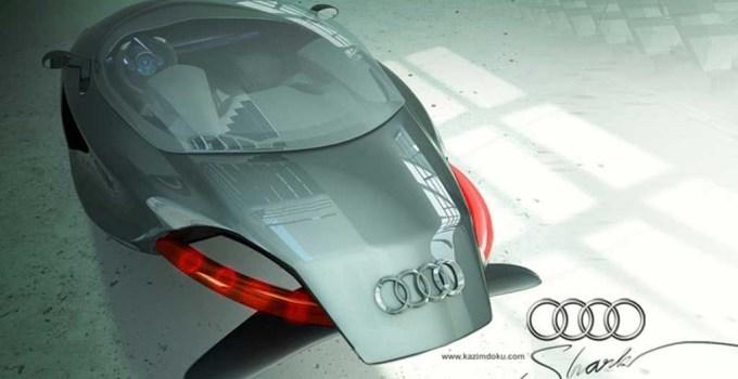 1519e954ae6bd629544356cae3e51766 - Audi Shark Concept el Coche volador