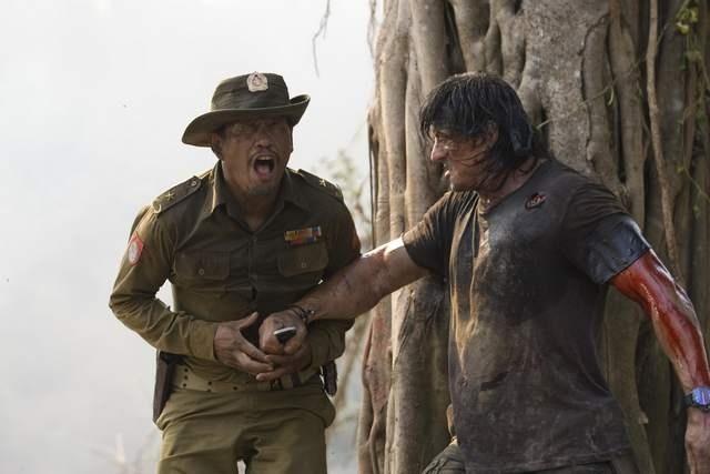 Sean Hood, el guionista de 'Conan El Bárbaro' ha confirmado que está trabajando en la quinta entrega de John Rambo. La película llevará el nombre de 'Rambo: Last Stand'