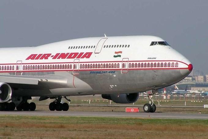 Un avión indio se equivoca de destino porque los pilotos se duermen