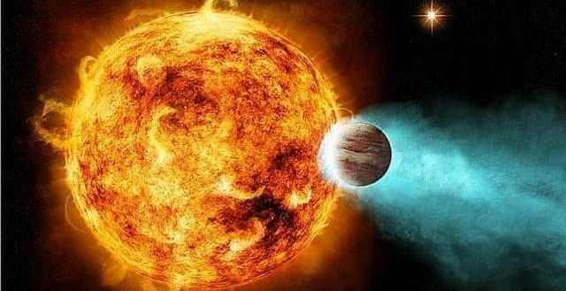 7d2898c3630feea92ec1553d16389ff6 - Un planeta bombardeado por su estrella